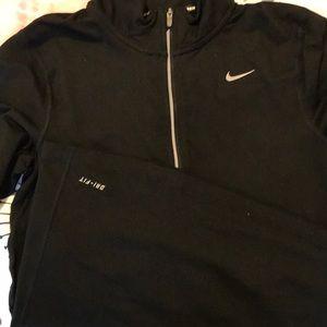 Nike Running Half-zip, pull-over